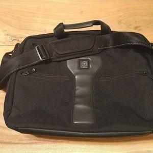 Tumi tech  messenger bag